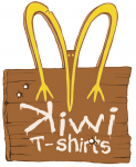 Kit Sponsor: Kiwi T-Shirts provided the team with their original t-shirts for training.