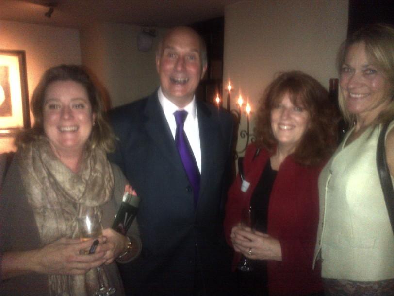 Henley Partnership Networking Event, Hotel Du Vin, Henley